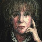 """Mi madre en 2013"", óleo sobre lienzo, 57x44 cm, (2013)"