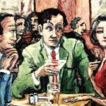 """""""¿Soy yo?"""", óleo sobre lienzo, 25x34 cm, (2011)"""